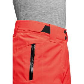 Maier Sports Coral Pantaloni Donna, fiery coral